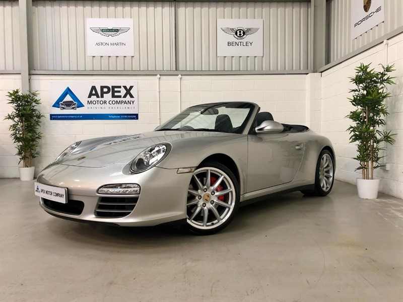 used Porsche 911 CARRERA 4S PDK + PCM + CLIMATE CONTROL + CRUISE CONTROL in swindon-wiltshire