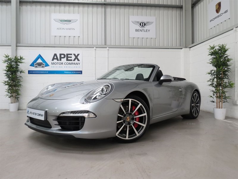 used Porsche 911 CARRERA S PDK + PCM + BOSE + RATES FROM 4.9% + in swindon-wiltshire