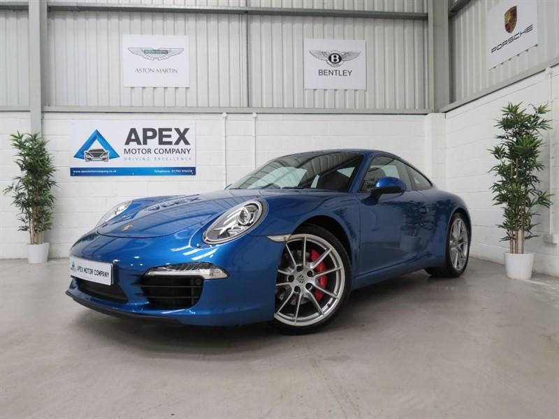 used Porsche 911 CARRERA S PDK + PCM + BOSE + in swindon-wiltshire