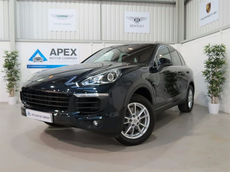 used Porsche Cayenne D V6 S + 1 OWNER + PCM NAV + REVERSE CAM * HP FINANCE AVAILABLE 3.9% APR * in swindon-wiltshire