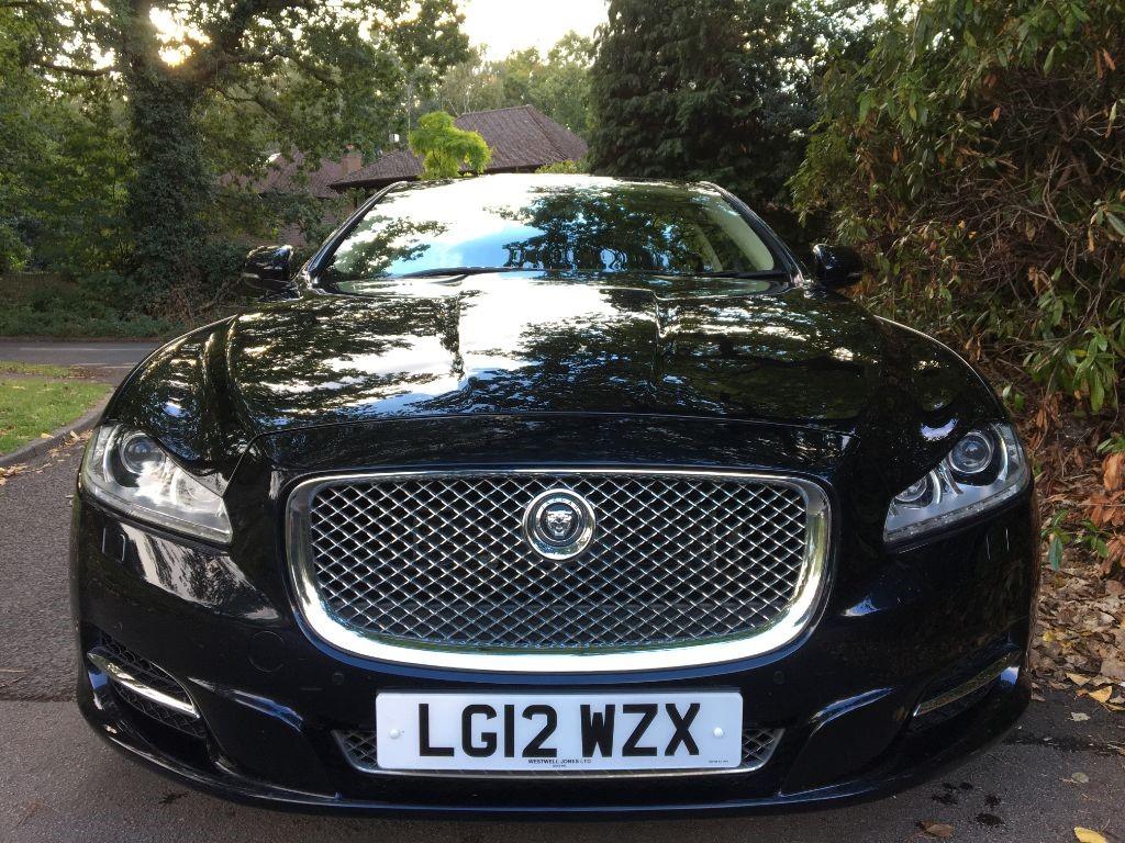 Jaguar XJ ...