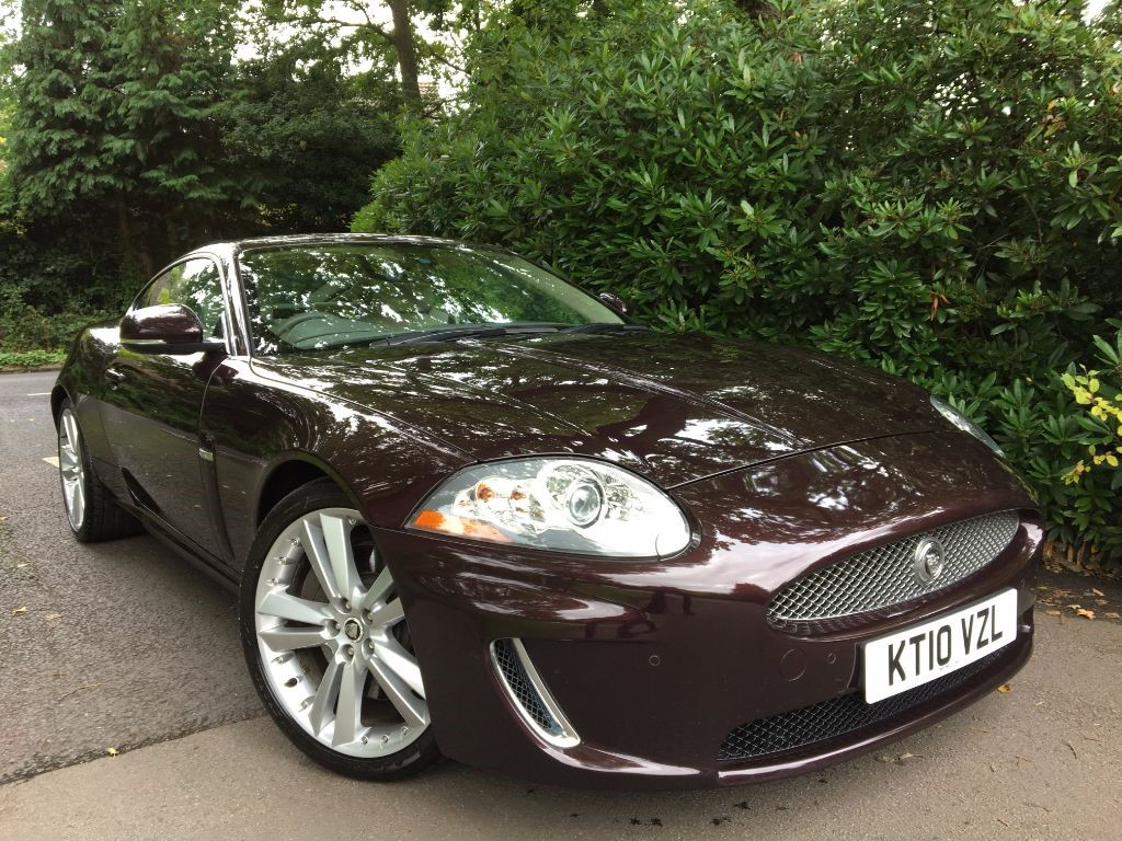 coupe in cherry used derbyshire black anniversary jaguar outstanding sale fjsh petrol xk for