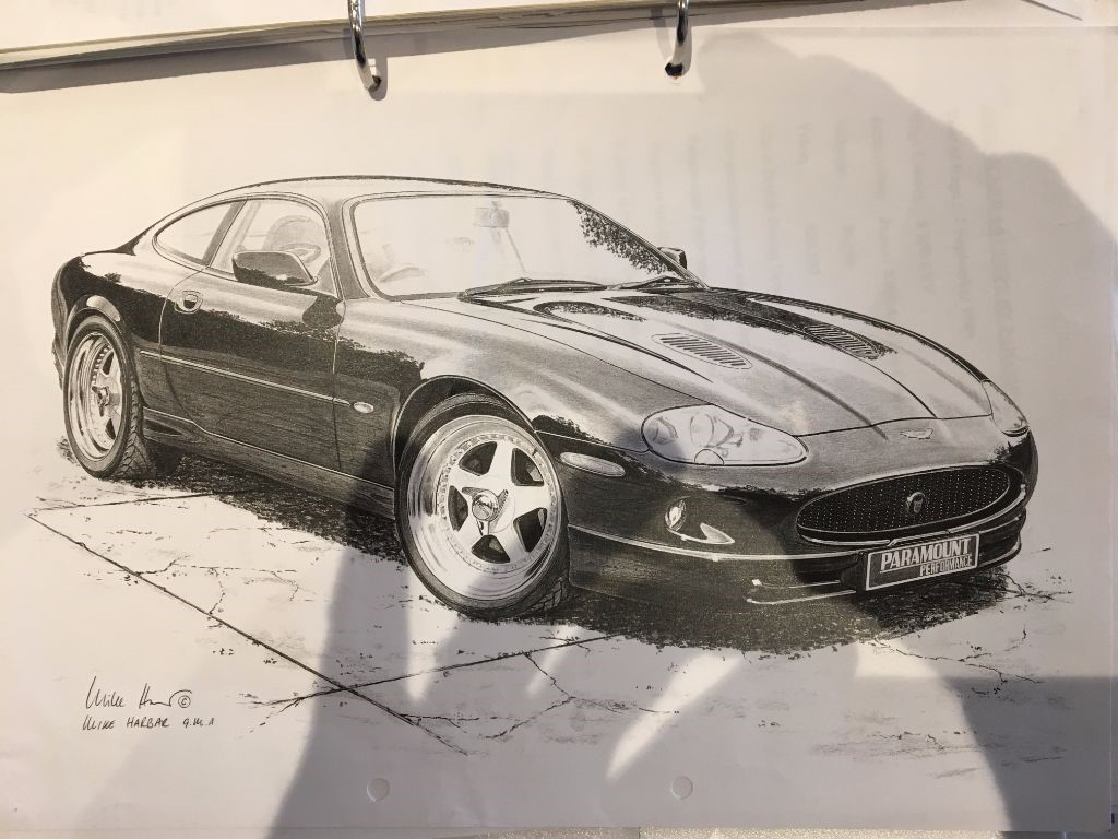 Used British Racing Green With Oatmeal Hide Jaguar XKR for