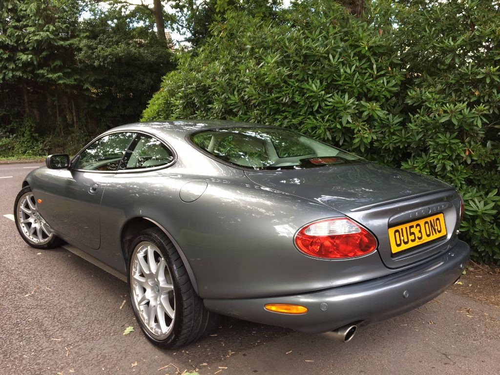 Attractive Jaguar XK XKR XKR COUPE ...