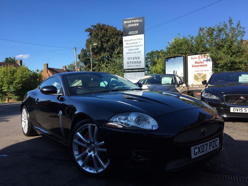 Jaguar XK XKR XKR / STUNNING CAR