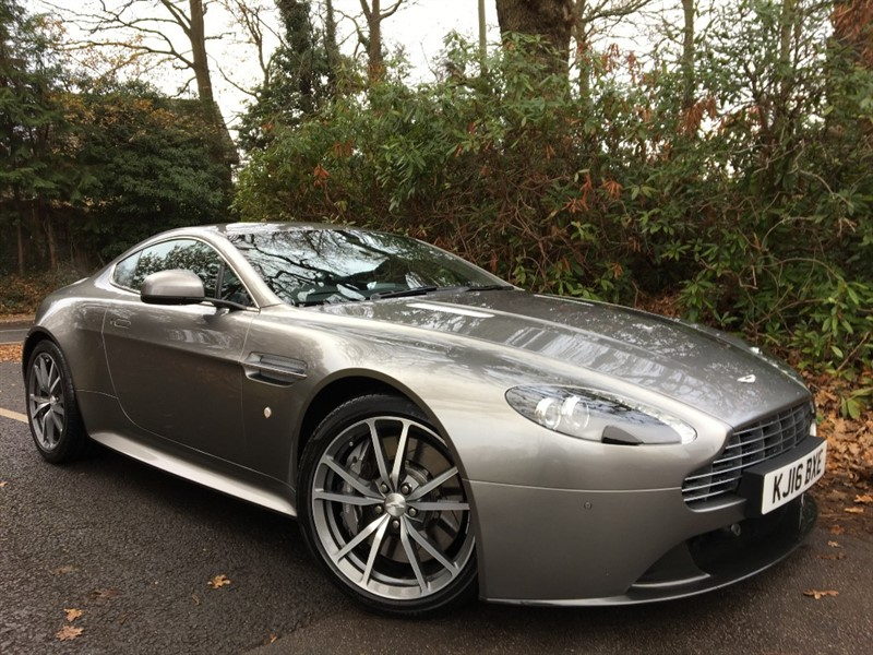 used Aston Martin Vantage S V8 in farnborough-hampshire