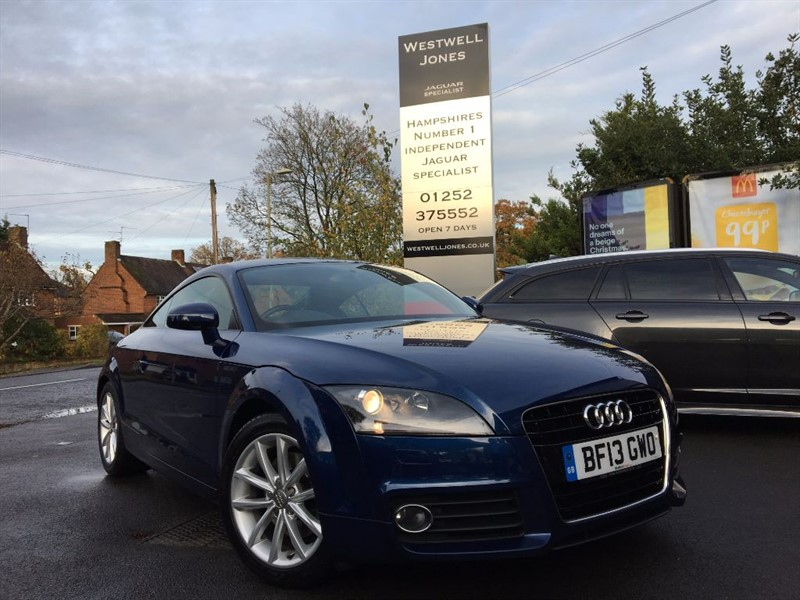 used Audi TT TFSI SPORT / GREAT VALUE FOR MONEY in farnborough-hampshire