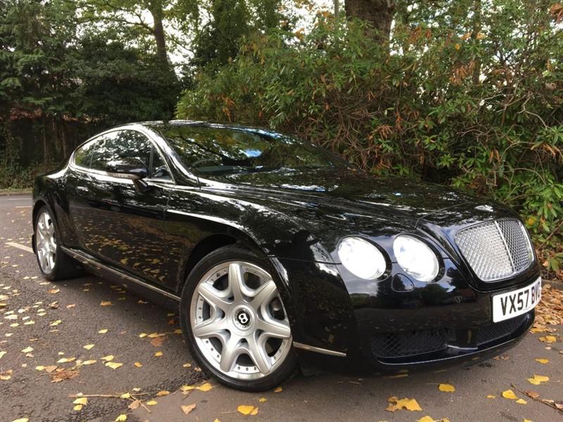 used Bentley Continental GT MULLINER DRIVING SPECIFICATION in farnborough-hampshire
