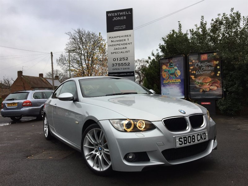 used BMW 320i M SPORT / GREAT VALUE in farnborough-hampshire