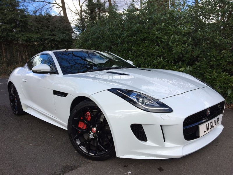 used Jaguar F-Type 3.0 S 380 BHP WITH HUGE SPECIFICATION in farnborough-hampshire