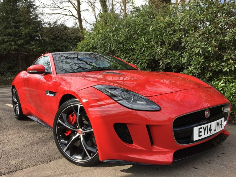 used Jaguar F-Type R SUPERCHARGED / GREAT SPECIFICATION in farnborough-hampshire