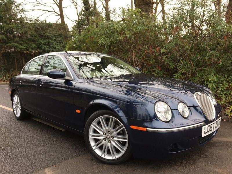used Jaguar S-Type D SE in farnborough-hampshire
