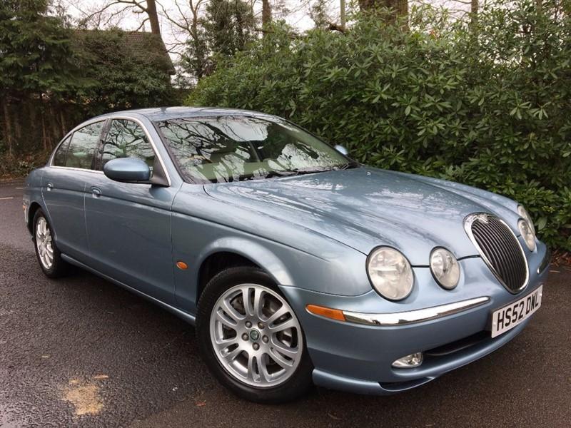 used Jaguar S-Type V8 SE / SUPER SMOOTH 4.2 V8 PETROL in farnborough-hampshire