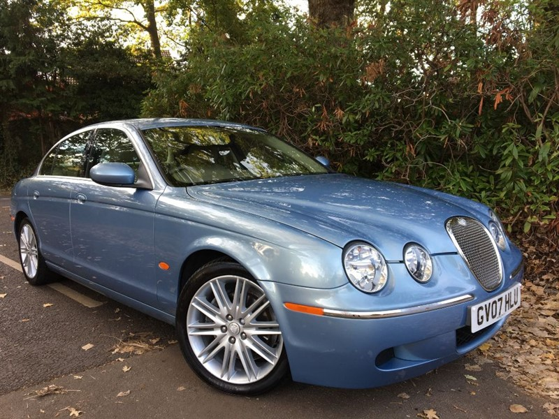 used Jaguar S-Type SPIRIT V6 PETROL / VERY LOW MILES in farnborough-hampshire