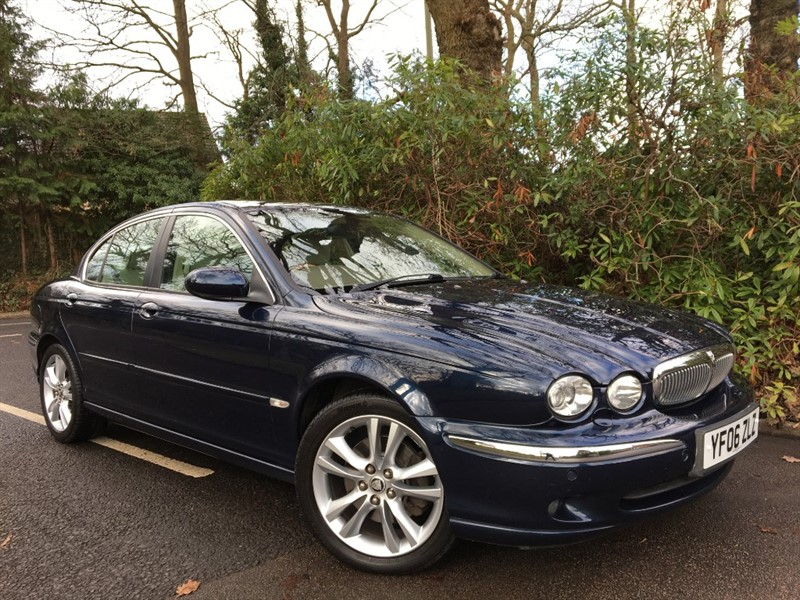used Jaguar X-Type 3.0 V6 SOVEREIGN AWD in farnborough-hampshire