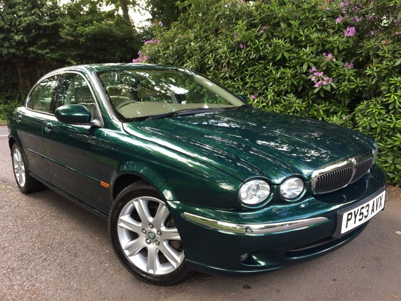 used Jaguar X-Type V6 SE / VERY LOW MILEAGE in farnborough-hampshire