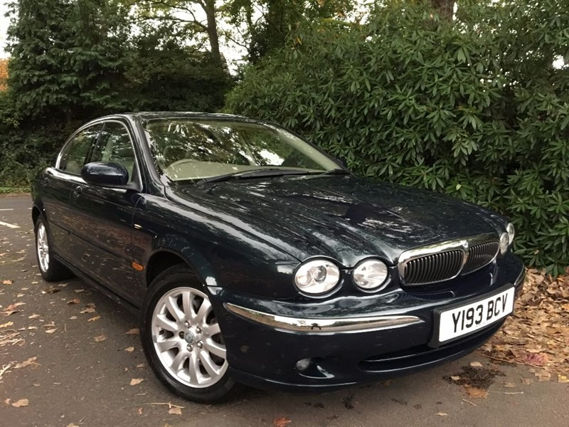 used Jaguar X-Type V6 SE / VERY LOW MILEAGE in farnborough-hampshire