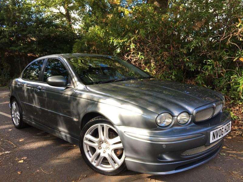 used Jaguar X-Type V6 SPORT / SAT NAV AND BODY KIT in farnborough-hampshire