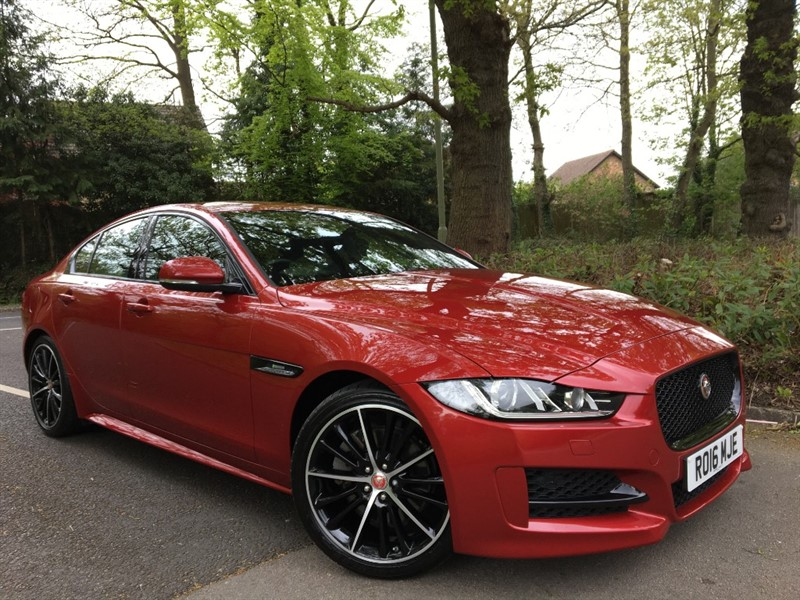 Jaguar XE for sale