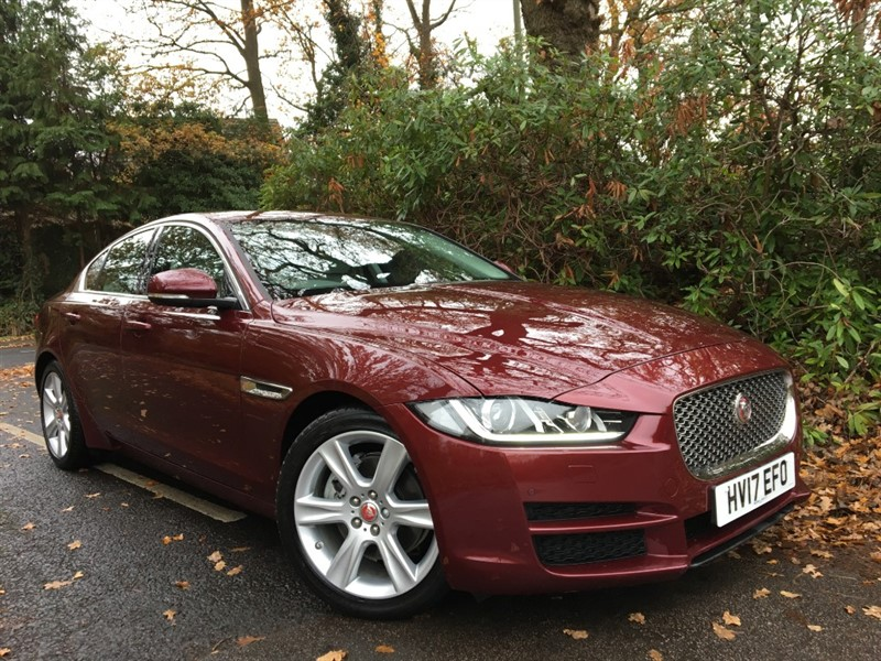 used Jaguar XE PORTFOLIO / STUNNING COLOUR COMBINATION in farnborough-hampshire