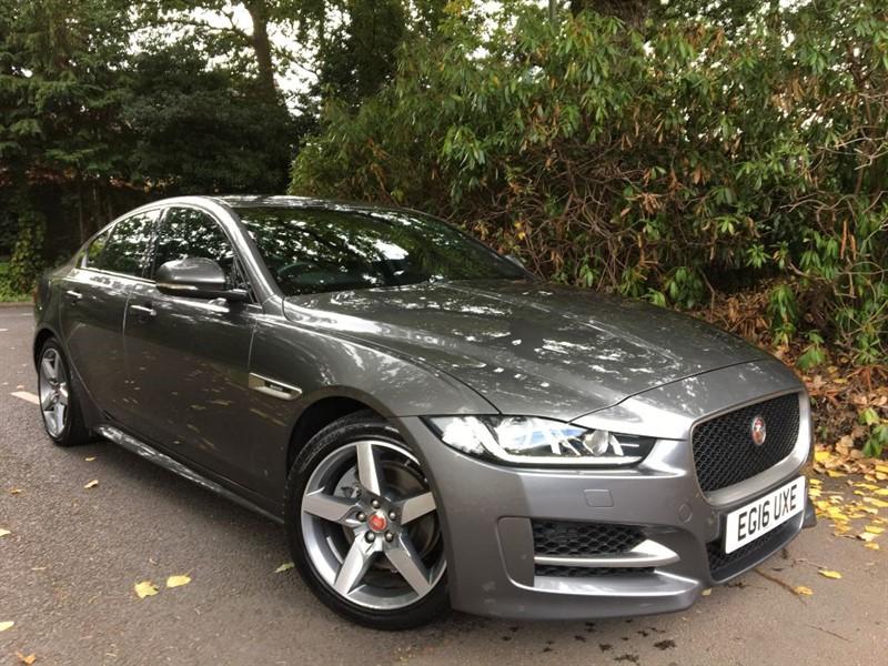 used Jaguar XE R-SPORT / GREAT VALUE in farnborough-hampshire
