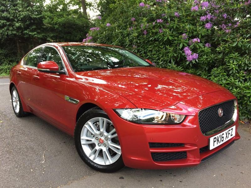 used Jaguar XE PETROL MODEL / PRESTIGE / REVERSING CAMERA / HEATED SEATS in farnborough-hampshire