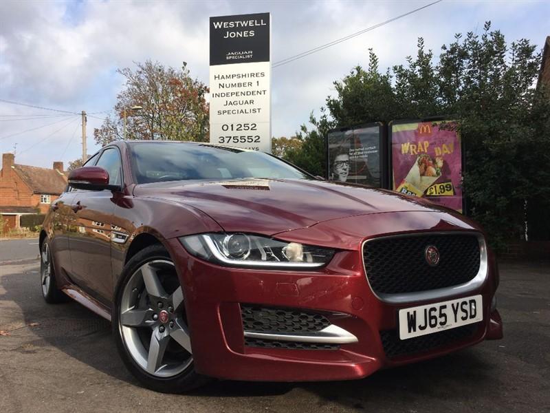 used Jaguar XE GTDI R-SPORT / GREAT VALUE in farnborough-hampshire