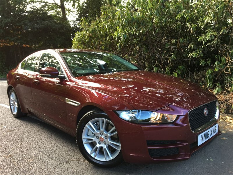 used Jaguar XE GTDI PRESTIGE / EXTREMELY LOW MILEAGE AND HIGH SPECIFICATION in farnborough-hampshire