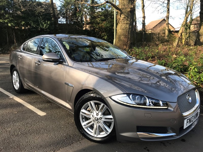 used Jaguar XF D LUXURY / REVERSING CAMERA in farnborough-hampshire
