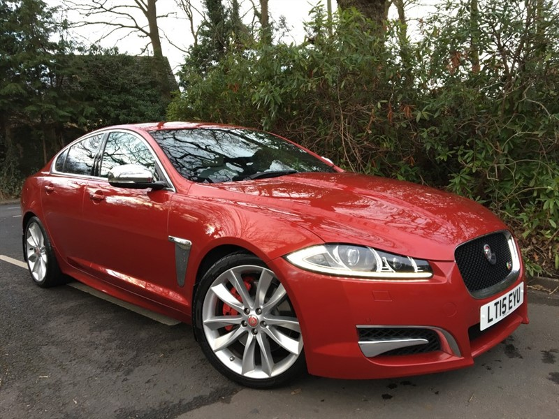 used Jaguar XF D V6 S PORTFOLIO 275 BHP / BEAUTIFUL COLOUR COMBINATION in farnborough-hampshire