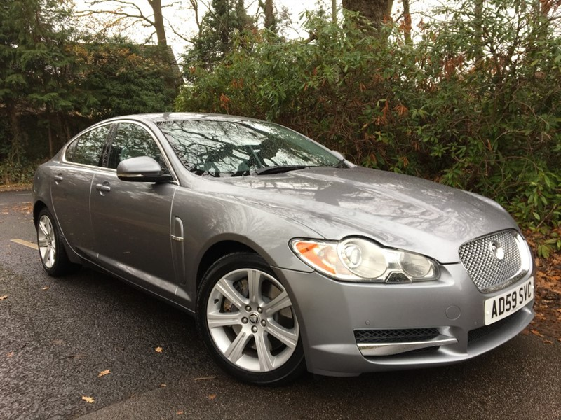 used Jaguar XF V6 LUXURY / GREY VALUE in farnborough-hampshire