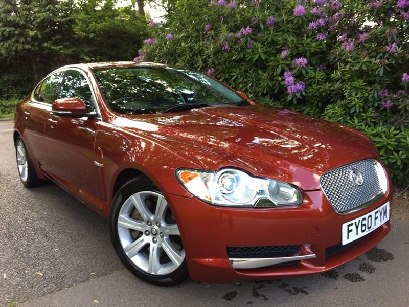 used Jaguar XF V6 LUXURY / STUNNING CAR in farnborough-hampshire