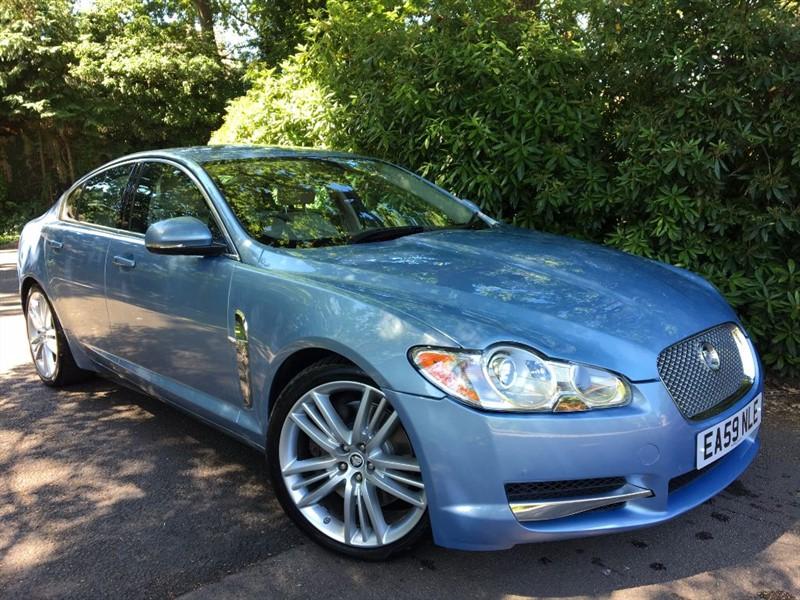 used Jaguar XF V6 PORTFOLIO / BEAUTIFUL CAR in farnborough-hampshire