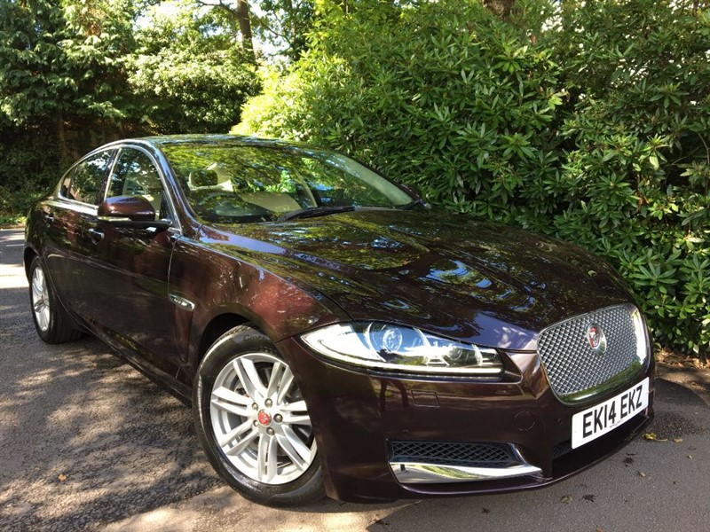 used Jaguar XF D V6 LUXURY / HUGE SPECIFICATION in farnborough-hampshire