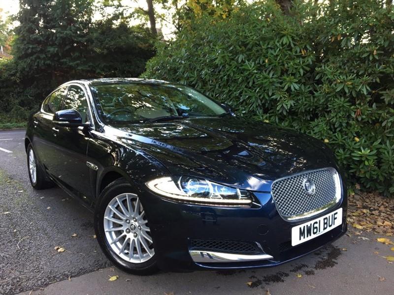 used Jaguar XF D SE / GREAT VALUE FOR MONEY in farnborough-hampshire