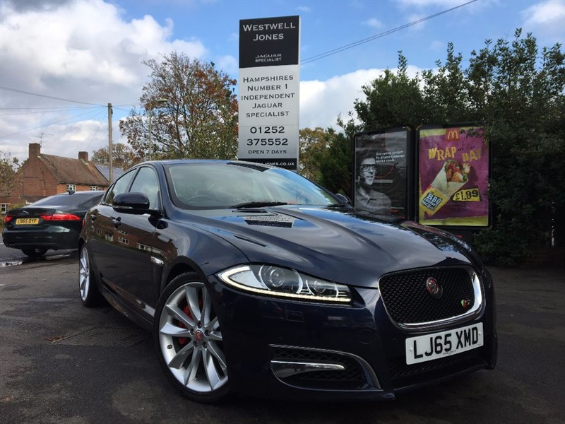 used Jaguar XF D V6 S PORTFOLIO 275 BHP / STUNNING COLOUR COMBINATION in farnborough-hampshire