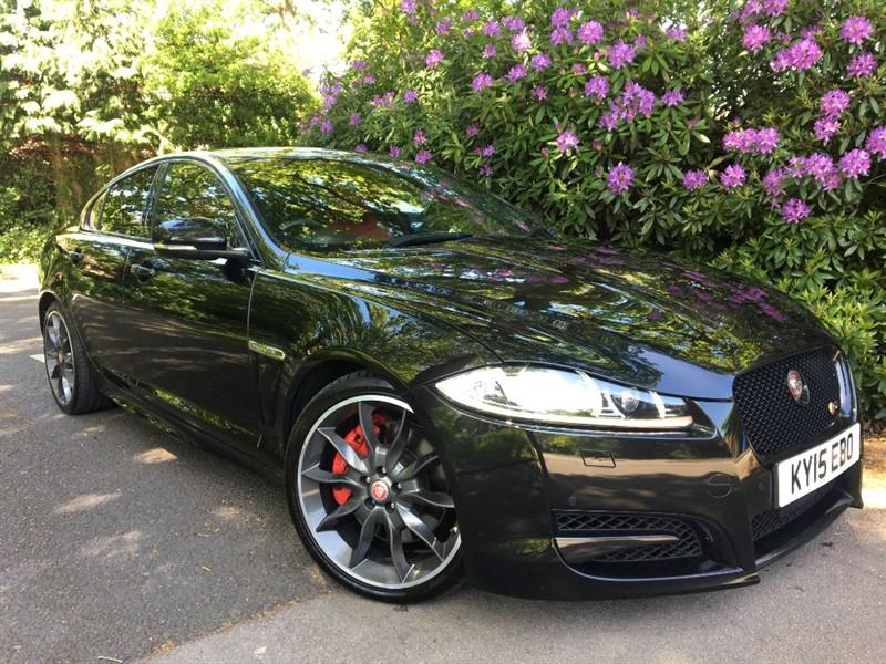used Jaguar XF D V6 S PORTFOLIO 275 BHP / HUGE HUGE SPECIFICATION !!! in farnborough-hampshire