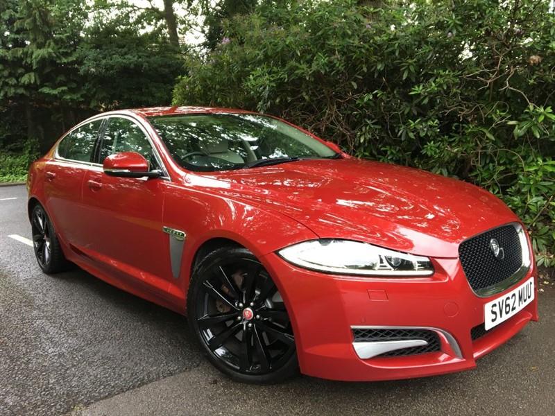 used Jaguar XF V6 S PORTFOLIO 275 BHP / STUNNING COLOURS in farnborough-hampshire