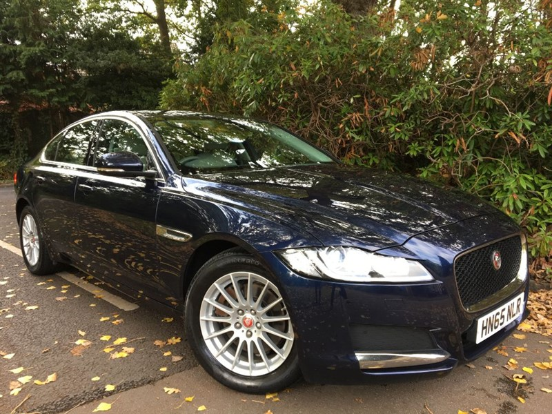 used Jaguar XF PRESTIGE / STUNNING COLOUR COMBINATION in farnborough-hampshire