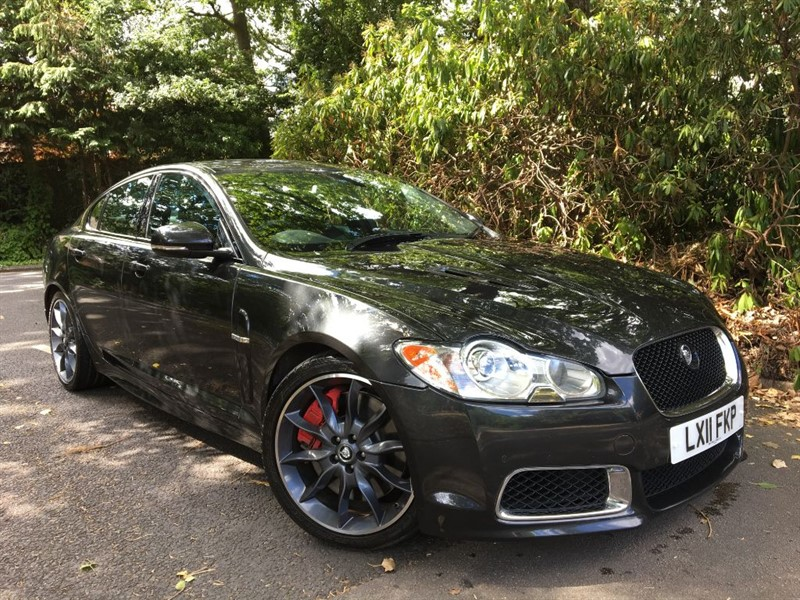 used Jaguar XFR V8 R 100 EDITION  in farnborough-hampshire