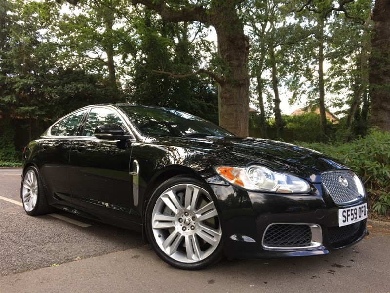 used Jaguar XFR V8 R 5.0 SUPERCHARGED+GREAT VALUE FOR MONEY in farnborough-hampshire