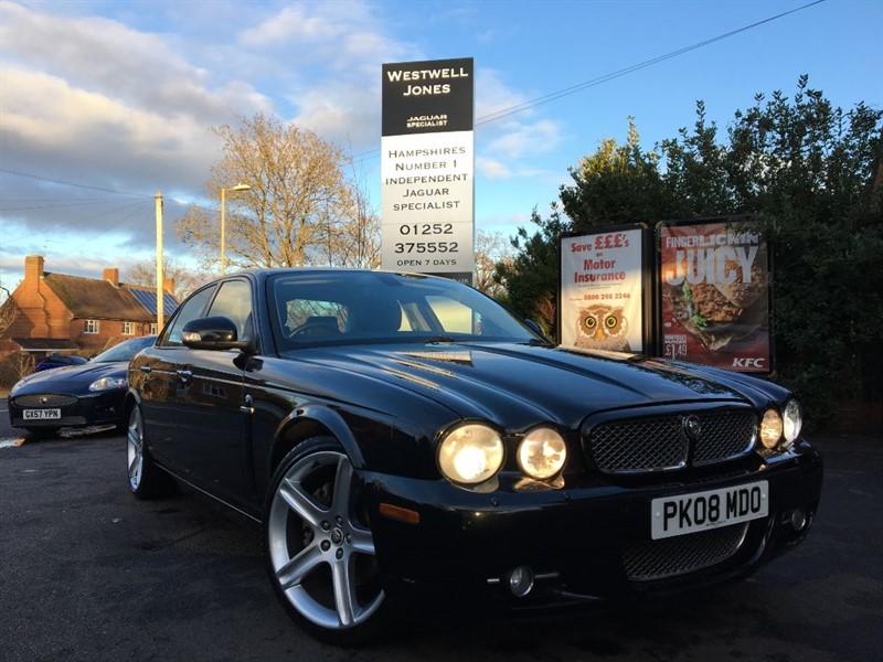 used Jaguar XJ SPORT PREMIUM V6 / ALL BLACK GUISE in farnborough-hampshire