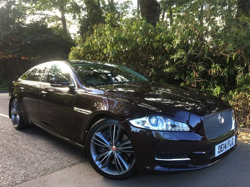 used Jaguar XJ V8 SUPERSPORT LWB / JAGUARS FLAGSHIP+LUXURY AT ITS FINEST in farnborough-hampshire
