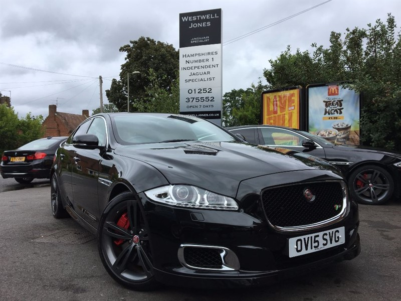 used Jaguar XJR XJR 550 Supercharged / HUGE SPECIFICATION in farnborough-hampshire