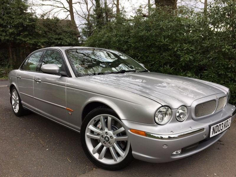 used Jaguar XJR V8 R SUPERCHARGED in farnborough-hampshire