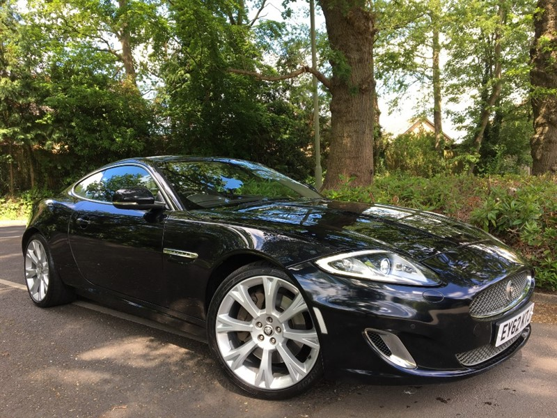 used Jaguar XK ARTISAN SPECIAL EDITION+THE ULTIMATE JAGUAR in farnborough-hampshire