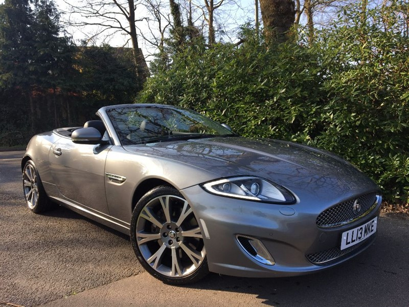 used Jaguar XK PORTFOLIO / STUNNING CAR in farnborough-hampshire