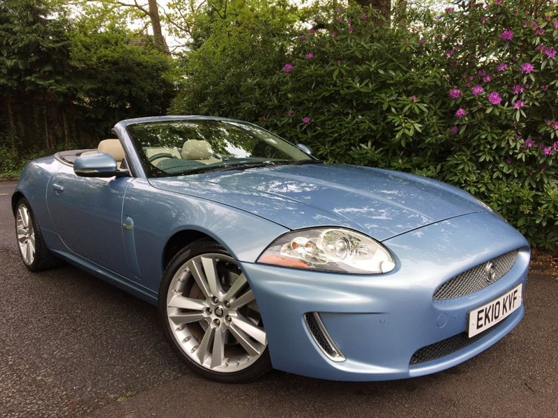 used Jaguar XK XK PORTFOLIO / GREAT VALUE FOR MONEY in farnborough-hampshire