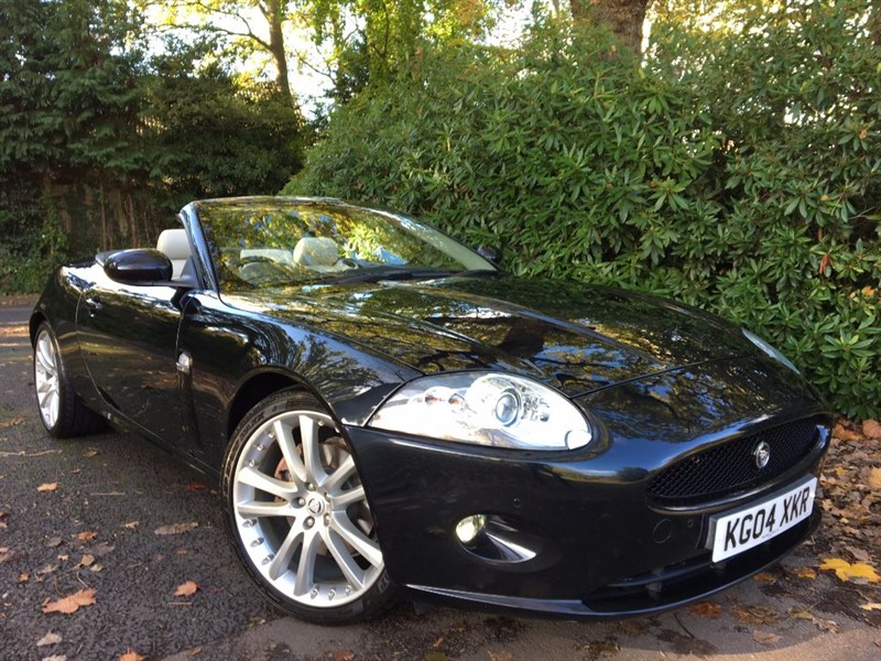 used Jaguar XK CONVERTIBLE / STUNNING CAR WITH HUGE SPECIFICATION in farnborough-hampshire