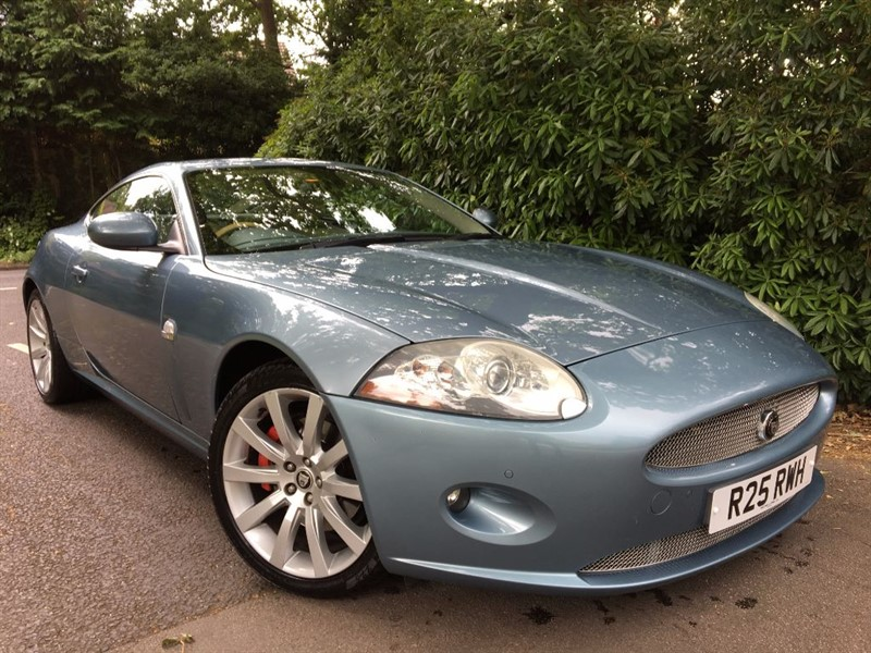 used Jaguar XK COUPE in farnborough-hampshire